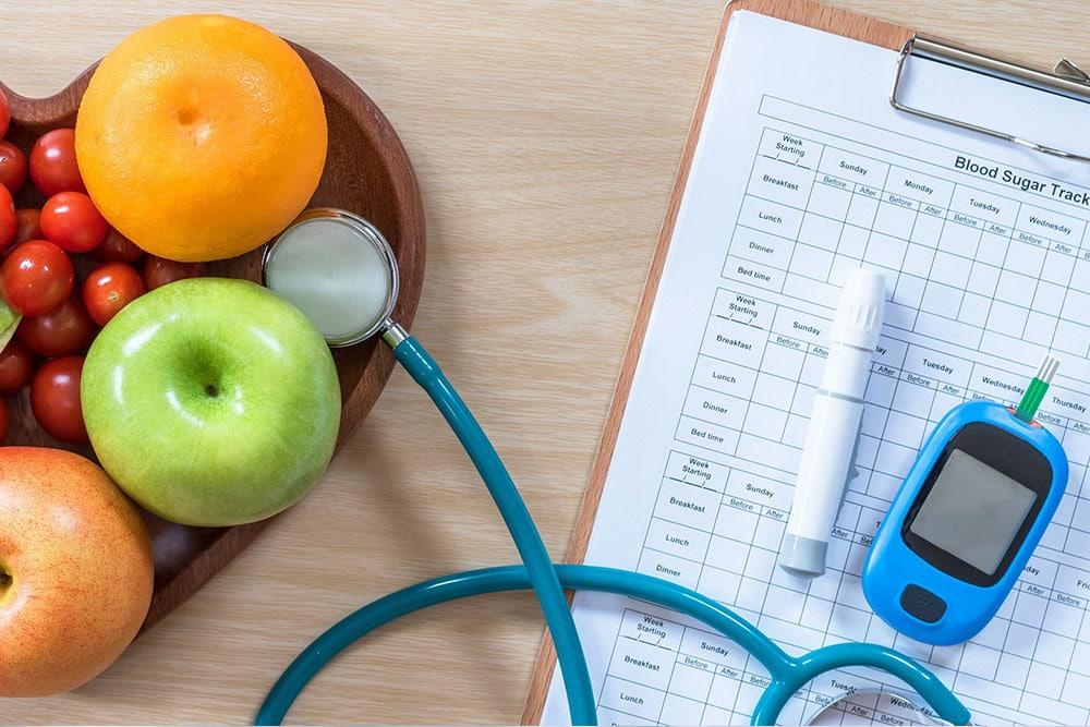 Diabetologie – Nutritie